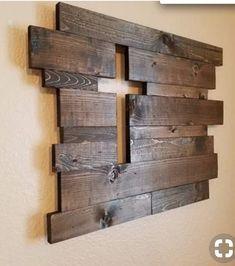 Ideas For Barn Wood Signs Decor Pallet Art Articles En Bois, Palette Diy, Diy Casa, Diy Holz, Wood Pallets, Pallet Wood, Wooden Signs, Barn Wood Signs, Home Projects