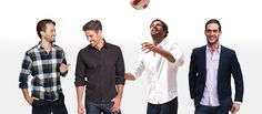 UNTUCKit | Casual Button-Down Shirts Designed to be Worn Untucked