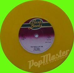 The Kinks You Really Got Me  FBS 1 Yellow Vinyl Rock Winyl