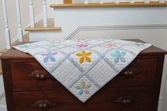Machine Embroidery Fun Flowers Tutorial--Quilted in the Hoop Like A Pro | AccuQuilt : AccuQuilt