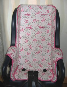 Relax, Baby Car Seats, Backpacks, Children, Bags, Pink Butterfly, Bike Seat, Cotton, Handbags