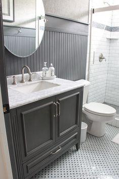 Guest Bathroom Renovation! - Southern Hospitality
