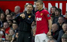 Vidic: Giggs knows if he is ready to manage Manchester United   Ryan Giggs   Manchester United & Wales