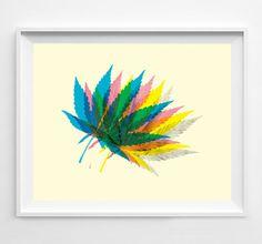 Marijuana - Weed Art - Weed Poster - Pot Leaf - Pot Leaf Poster - Weed Print - Marijuana Art - Marijuana Poster - 420 - Pot Leaf Art - by FlyingPalmStudio on Etsy https://www.etsy.com/listing/233558003/marijuana-weed-art-weed-poster-pot-leaf