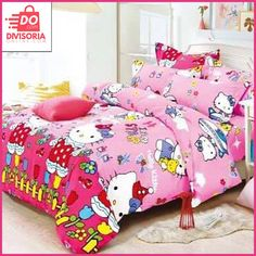 Shopping at Affordable Deals, Discounts and Prices Favorite Cartoon Character, Bed Sheets, Home And Living, Your Favorite, Comforters, Pillow Cases, Blanket, Check, Stuff To Buy