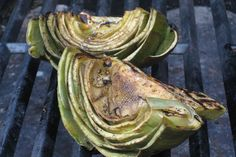 Very Good Grilled Artichokes recipe on Food52
