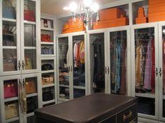 The Dream Closet. #closet