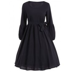 SHARE & Get it FREE | Ruffled Puff Sleeve Vintage DressFor Fashion Lovers only:80,000+ Items·FREE SHIPPING Join Dresslily: Get YOUR $50 NOW!