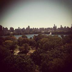 Central Park - Photo by jamieisaacs