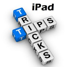 """quick ipad tips and tricks: when you want to add a number or symbol- long tap the """"123"""" button and while keeping fingers on the screen, slide it to the button of your choice.  you can do the same when the """".com"""" button appears, if you need .edu, ,org etc, long tap it and they will show up.  to undo typing, instead of deleting all things, just shake device and select the """"undo typing"""" prompt"""