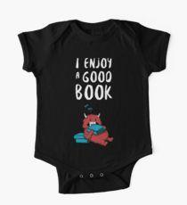 I Enjoy a Good Book by littleclyde