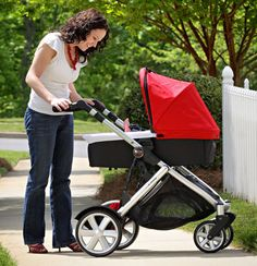 The best convertible strollers!
