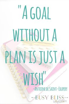 Make your dreams a reality with helpful goal planning tips, including how to set SMART goals and how to actually stay focused to achieve your goals
