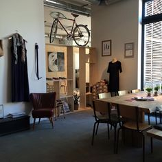 Expanded #LeMaraisDeux en Koffie! #art #design #clothing #coffee #pastry #bikes #TOMS #Closed & more!