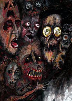 Nightmare by Howling-Owl.deviantart.com