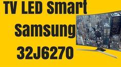 Samsung 32J6270 - Televizor LED Smart Samsung 81 cm 32J6270 Full HD Samsung, Led