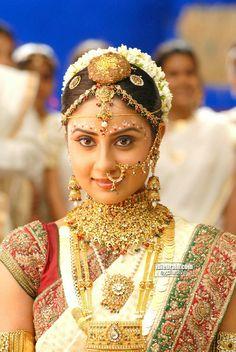 Wedding headdress indian