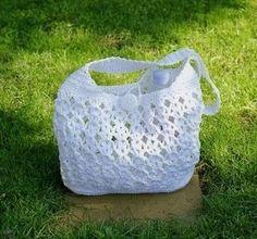 sac blanc-