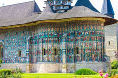 Bucovina Monastery - Voronet - Romania