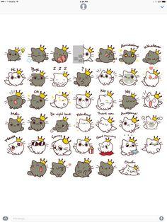 I love it!!!! Fab Cat iMessage stickers https://itunes.apple.com/us/app/fab-cat-stickers-by-domz-agsaway/id1195422862?mt=8