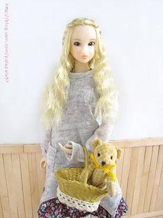 helloblythe <Title>momoko doll 森girl style