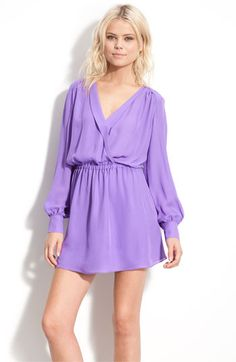 Want! - I have been looking for a lilac colored dress!