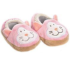 Babysutten Krabbelschuhe, Katze, rosa, ab ca. 6 Monaten - http://on-line-kaufen.de/babysutten/babysutten-krabbelschuhe-katze-rosa-ab-ca-6