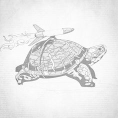 What Happens When You Strap a Rocket to a Tortoise?  Check The Word Crumbs Out Here: http://darimusb.hubpages.com/hub/What-Happens-When-You-Strap-a-Rocket-to-a-Tortoise #blog