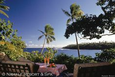 #fiji #beautifulplaces #tropicalbeach #tropicalvacation #southseasadventures http://south-seas-adventures.com/ Namale Resort and Spa Fiji - South Seas Adventures #1 Romance Resort