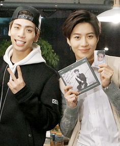 Ace & Base. Taemin & Jonghyun that's such a cute Photo