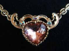 1928 Jewelry~ Valentine Heart