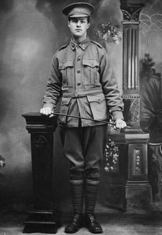 Private Archie Darling Gould died 13 August 1916, Western Front, WW1. Unit: 52nd Battalion, Australian Infantry, Australian Imperial Force. © IWM ( HU 115265)