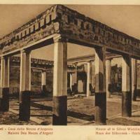 Pompei Scavi - Casa delle Nozze d'Argento