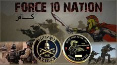 FORCE 10 NATION COIN