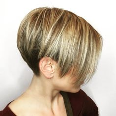 50 Long Pixie Cuts to Make You Stand Out in 2019 - Hair Adviser Bored with your current cropped hairstyle and looking for something new? Consider one of these 50 trendy long pixie cuts! Choppy Pixie Cut, Pixie Bob Haircut, Longer Pixie Haircut, Long Pixie Cuts, Undercut Pixie, Short Hair Cuts, Asymmetrical Pixie, Wig Bob, Pixie Cut Kids