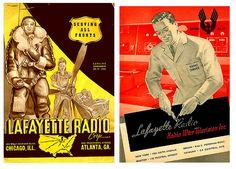 1942 ... LaFayette Radio catalog! by x-ray delta one, via Flickr