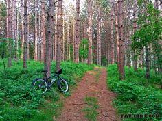 minnesota-fat-bike-Trail Riding