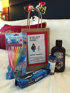 Sundae Kit for Fish Extender Cabin Gifts