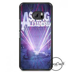 Asking Alexandria Ben Bruce Metal Rock Music HTC One M10 Case