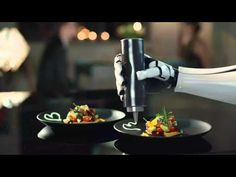 The robotic chef - Moley Robotics