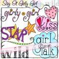 Say It Girly Girl