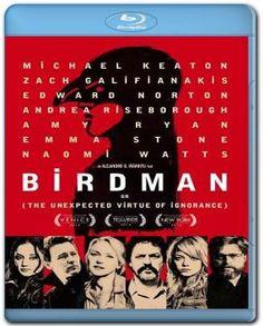 Reel Charlie reviews:Alejandro González Iñárritu's Birdman