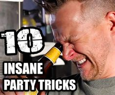 Top 10 Party Tricks for 2014 #fireworks #4th_of_July