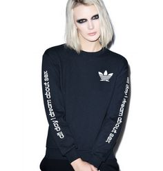 All Day I Dream About Sweatshirt by Petals and Peacocks | Dolls Kill