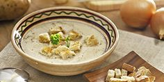 Homemade cauliflower soup is really very easy to make, and the result is wonderful. Ukrainian Recipes, Russian Recipes, Ukrainian Food, Diabetic Recipes, Cooking Recipes, Diabetic Foods, Russian Dishes, Cauliflower Soup, Diabetic Friendly