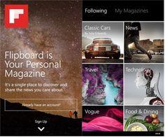 Flipboard Windows Phone