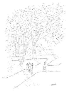 Jean-Jacques Sempé – Exposition 2009 | Galerie Martine Gossieaux Illustrations, Pencil Drawings, Coloring, Architecture, Artists, Projects, Art, Dibujo, Radiation Exposure