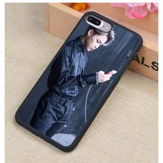 MaiYaCa BTS Bangtan Boys Jimin Handsome Soft TPU Protective Phone Cases For iphone 7 4S 5 5S SE 6s 6Plus 7Plus Back Shell Cover Iphone 7 Size, Iphone 8, Iphone Phone Cases, Kpop Phone Cases, Bts Bangtan Boy, Bts Jimin, Godparent Gifts, Best Gifts For Men, Birthday Gifts For Her
