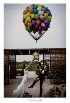 Miriam & Salvador: una boda UP! (via Bloglovin.com )