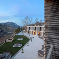 Quinta do Vallado in the Douro Valley, Portugal: a glorious winery hotel that blends 18th-century tradition with 21st-century technology.